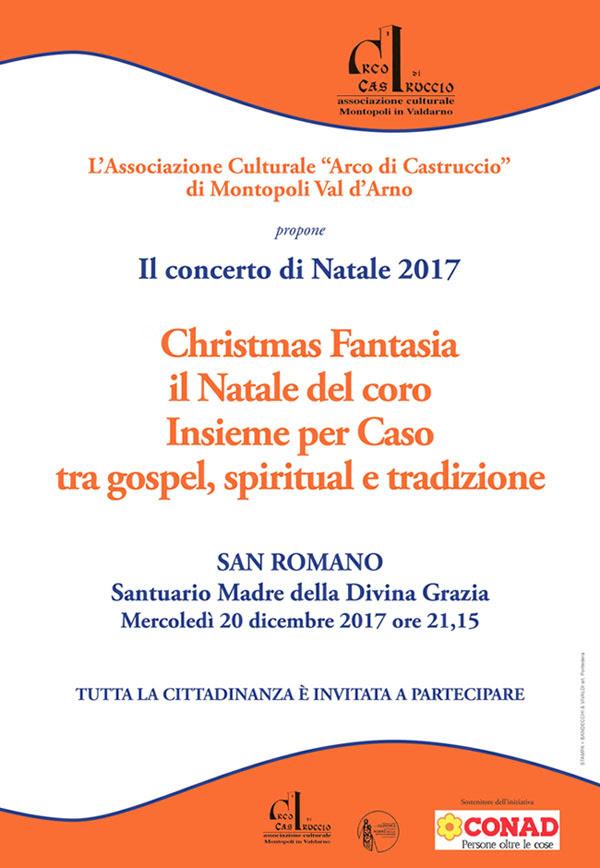 Christmas Fantasia 20-12-2017