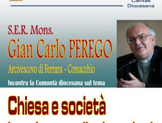 4 Parole per un'accoglienza cristiana dell'immigrato con Mons. Gian Carlo Perego